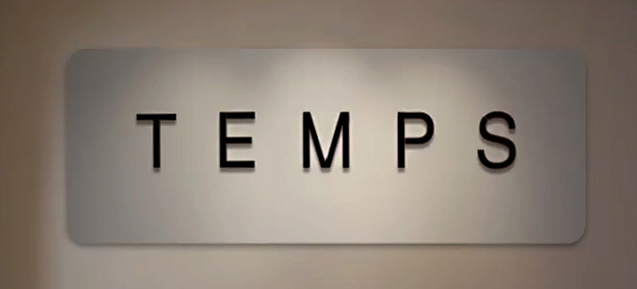 Eugenio Ampudia, Temps (2008)